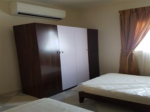 1 BHK Bed Space Fully Furnished In Al Sadd